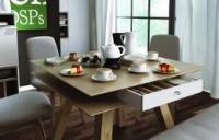 Ako múdro spojiť jedáleň a obývaciu izbu ?