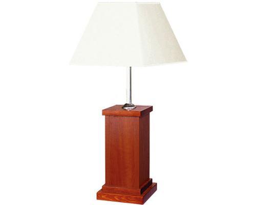 Lampa nízka