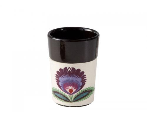 Folk Poháre (kpl. 6 ks.) keramika