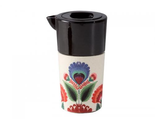Folk Čajník keramika