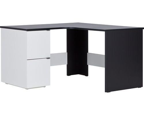 PC stolík rohový