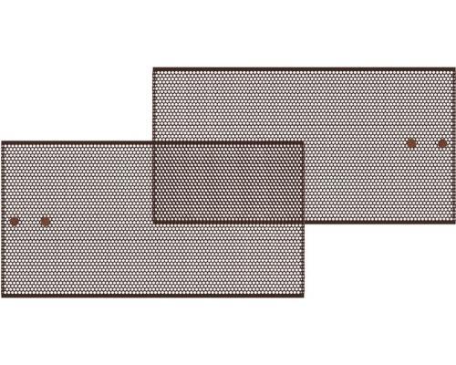 Mio Predné plochy na skrinku s koľajničkami perforované