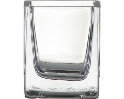 Váza Kvadrat stredná sklo