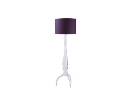 Stojanová lampa Klara plexi
