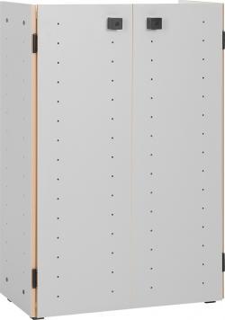 Komoda 2-dverová
